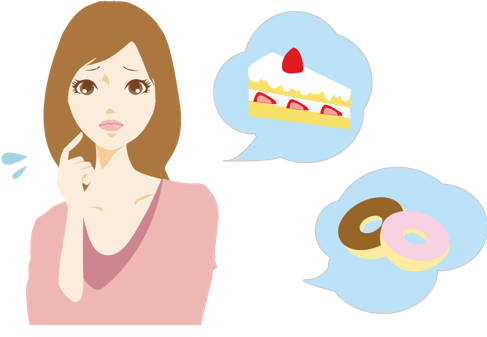 食欲コントロール